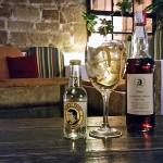 Gintonic de Plymouth Sloe gin con tónica Thomas Henry