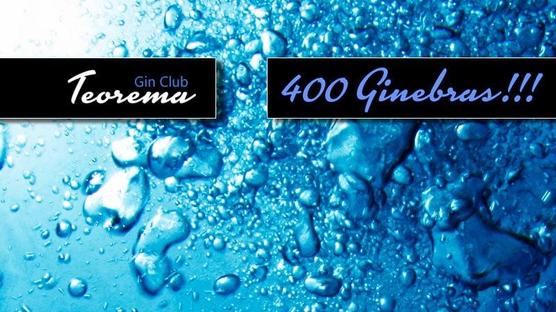 Teorema Pub, 400 Ginebras!